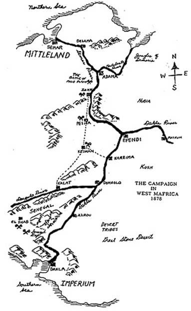 Dakla River Campaign