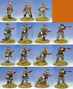 Adalen Miniatures - Swedish Army 1910-1937